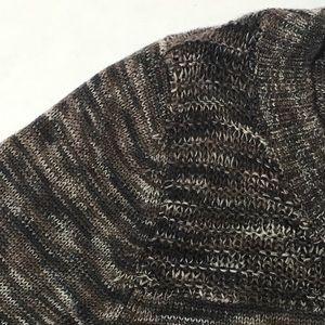 LOFT Sweaters - Loft by Ann Taylor multi-brown sweater | sz S